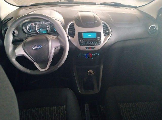Ford Ka 1.0 seminovo - Foto 4