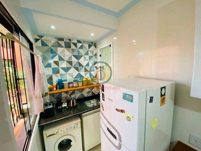 Apartamento para venda possui 63 metros quadrados com 2 quartos - Bairro Santa Branca - Foto 19