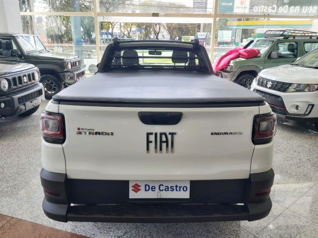 Fiat Strada 1.4 Cabine S Endurance 2022 - Foto 5
