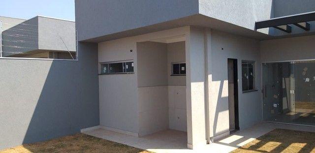 Casa com 3 Qtos sendo 2 suítes à venda, 117 m² por R$ 580.000 - Parque Residencial Rita Vi - Foto 12