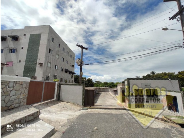 Cidade Universitária, 2 quartos, 58m², Água inclusa, R$ 700, Aluguel, Apartamento, João Pe - Foto 3