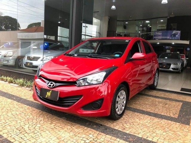 Hyundai HB20 Comfort Plus 1.0 2015