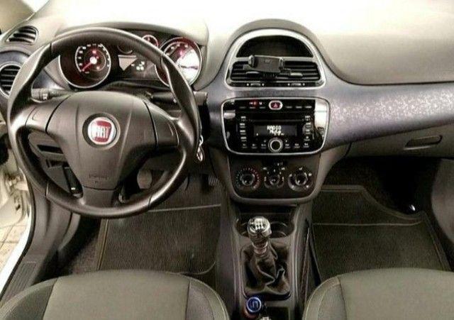 Fiat Punto attractive 1.4 2015 - Foto 3