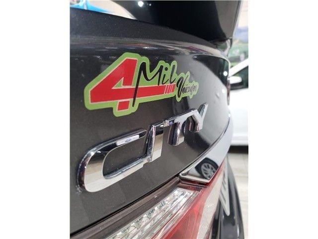 Honda City 2018 1.5 ex 16v flex 4p automático - Foto 14