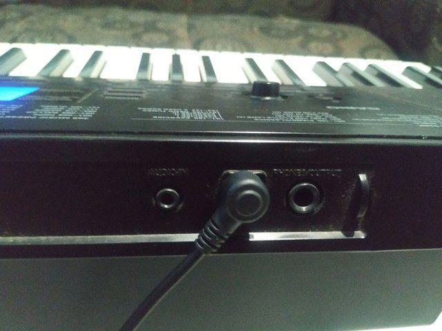 Vendo Teclado Musical Casio CTK 5200 - Foto 5