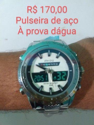 Vendo Relógios à prova dágua e com qualidade