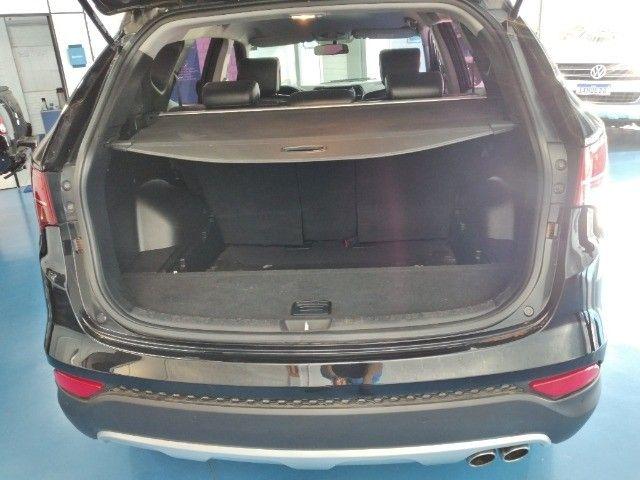 Hyundai Santafé GLS 3.3l V6 2014 - Foto 5