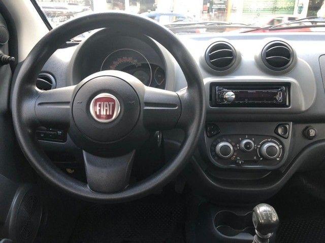 Fiat Uno Vivace 1.0 completíssima - Baixa km! Nova demais! - Foto 8