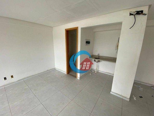 Sala para alugar, 45 m² por R$ 2.300,00/mês - Casa Forte - Recife/PE - Foto 5