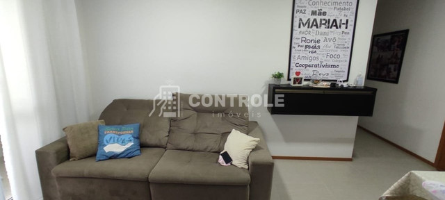 (MAR) Apartamento 2 dormitórios, sendo 1 suíte em Areias - São José/SC - Foto 3