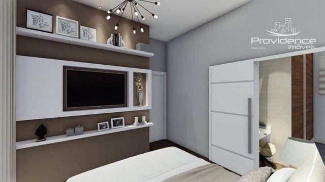 Apartamento com 3 dormitórios à venda, 130 m² por R$ 600.000,00 - Jardim La Salle - Toledo - Foto 3