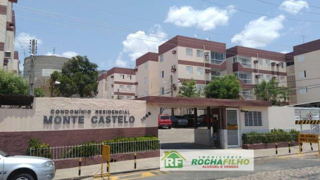 Apartamento, Monte Castelo, Teresina-PI