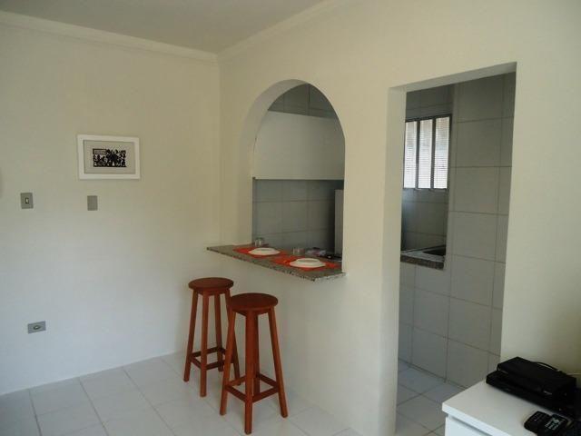 Apartamento 01 B, na Rua Antonio Falcão, próximo ao mar