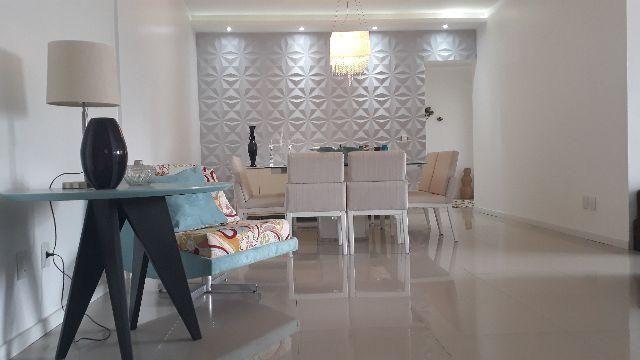 Apartamento Luxuoso 141,45m2 com 3 suítes Papicu - Foto 3