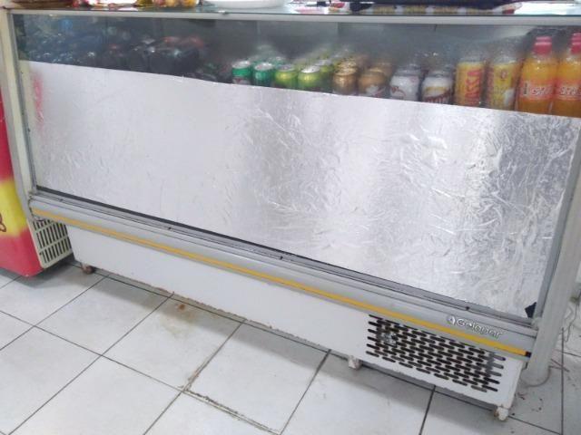 Balcão Refrigerado Gelopar 1,80m 127v Funcionando!!!!!