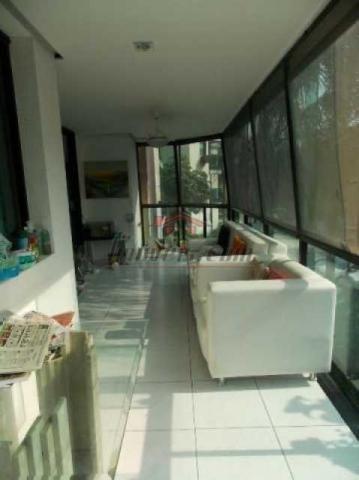 Apartamento à venda com 4 dormitórios em Barra da tijuca, Rio de janeiro cod:PEAP40025 - Foto 2