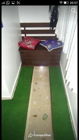 Vendo apto 2 quartos 2 banheiros mobiliado nos Ingleses/Florianópolis - Foto 12