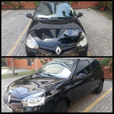 Renault Clio Authentique Hi Flex 10 16v 3p 2013 566145926