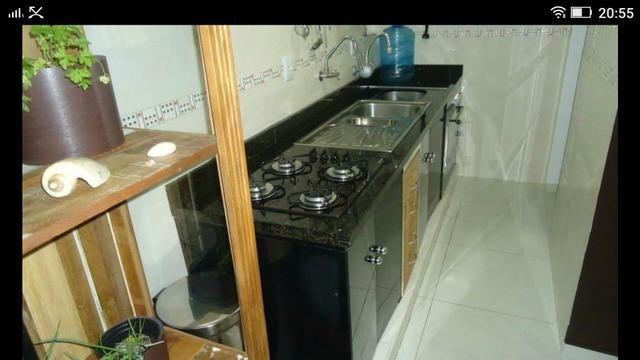 Vendo apto 2 quartos 2 banheiros mobiliado nos Ingleses/Florianópolis - Foto 3