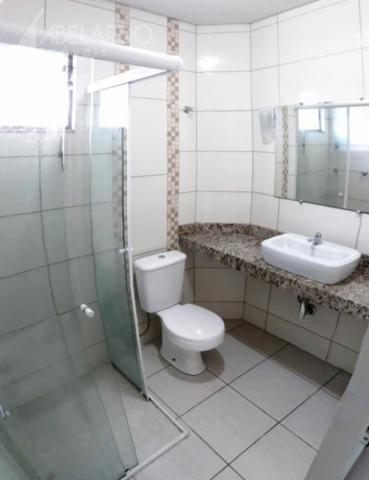 Abelardo imóveis - apartamento de 2 dormitórios sendo 1 demi-suíte, sala jantar, sala de t - Foto 8