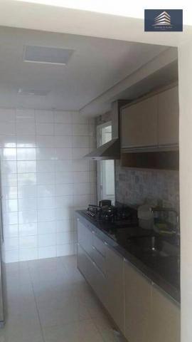 Aceita Troca!! Apto 93 m² c/ Varanda Gourmet, Centro/Bosque Maia, Guarulhos. - Foto 14