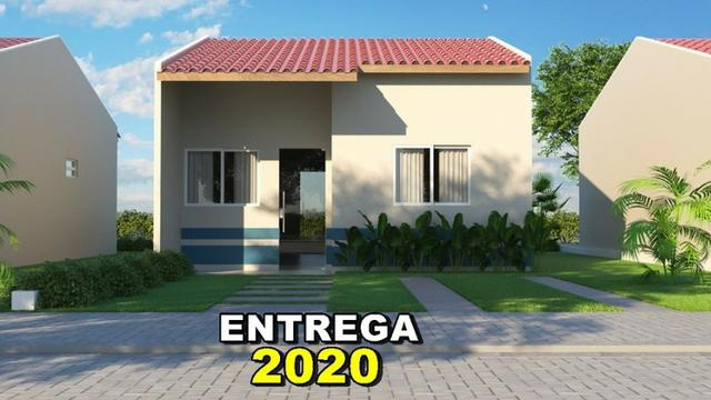 Casa com Sinal de 5 mil - Mensais a partir de 359 reais e descontos que chegam a 31 mil - Foto 7