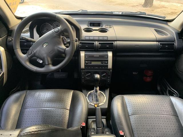 Land Rover Freelander HSE 05/05 revisada e a toda prova! - Foto 9