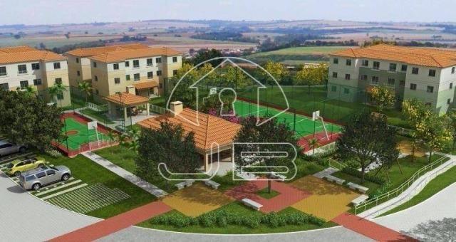 Apartamento à venda com 2 dormitórios em Jardim interlagos, Hortolândia cod:AP002557 - Foto 14