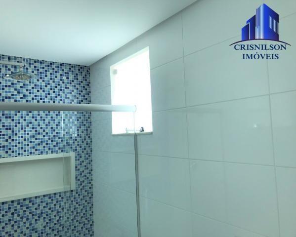 Casa à venda alphaville litoral norte i, r$ 1.400.000,00, excelente, 4 suítes, piscina nov - Foto 19