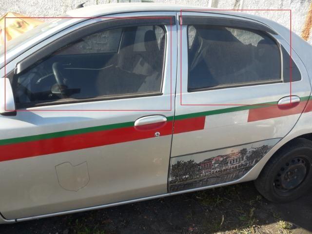 Vidro Porta Dianteira ou traseiro Toyota Etios - Foto 2