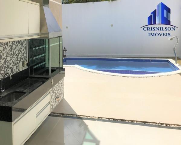 Casa à venda alphaville litoral norte i, r$ 1.400.000,00, excelente, 4 suítes, piscina nov - Foto 6