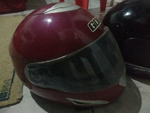 Oportunidade, 3 capacetes por R$ 60,00 - Foto 2