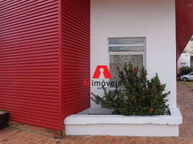 Sala para alugar, 35 m² por r$ 1.300/mês - bosque - rio branco/ac - Foto 2