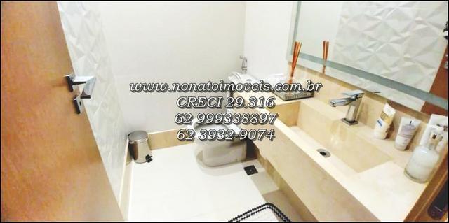 179m² no Setor Marista em Goiania ! Com 3 Suites plenas - Foto 16