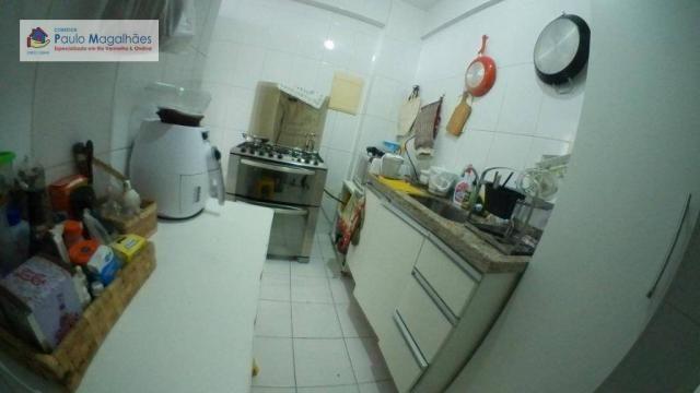 Apartamento com 3 dormitórios à venda, 70 m² - Graça - Salvador/BA - Foto 7