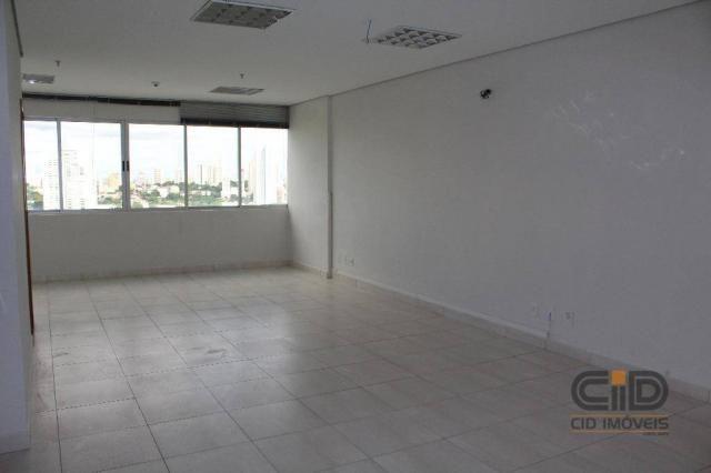 Sala para alugar, 53 m² por r$ 1.800,00/mês - santa rosa - cuiabá/mt - Foto 2