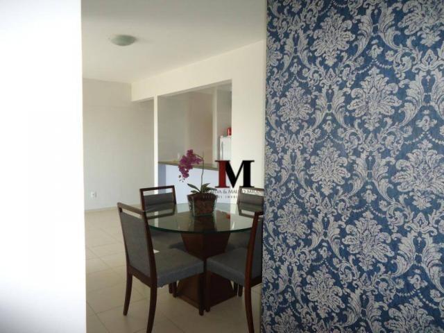 Alugamos apartamento semi mobiliado com 3 quartos em excelente localização - Foto 20