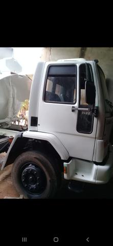 Ford cargo 2422 pipa - Foto 6
