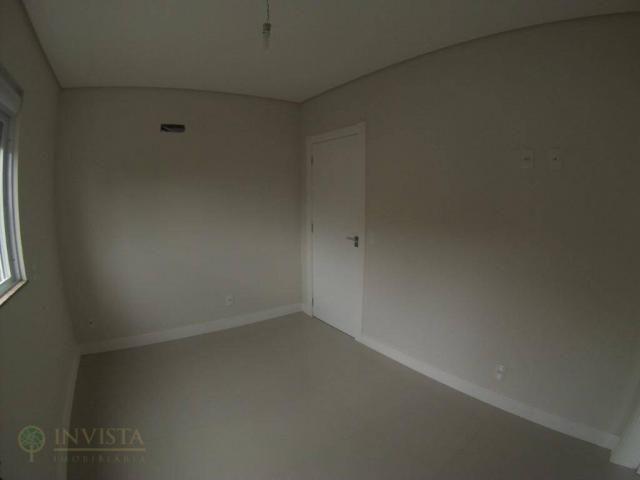 Apartamento novo 3 dormit 3 suítes sacada com churrasqueira - Foto 9