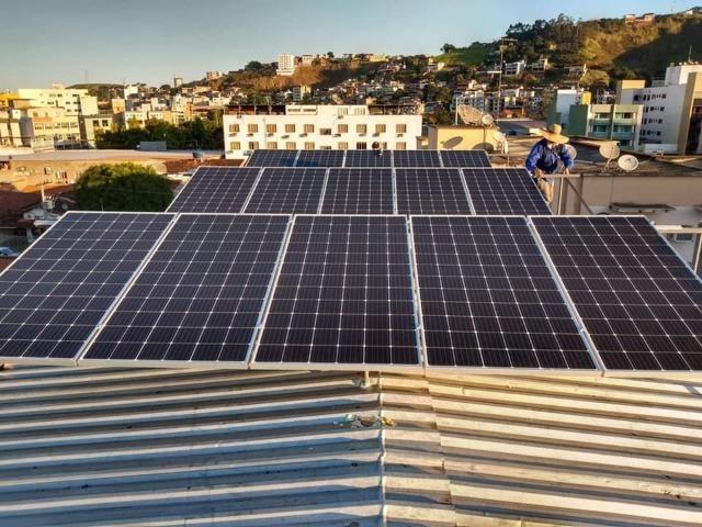 Energia Solar em Ipatinga