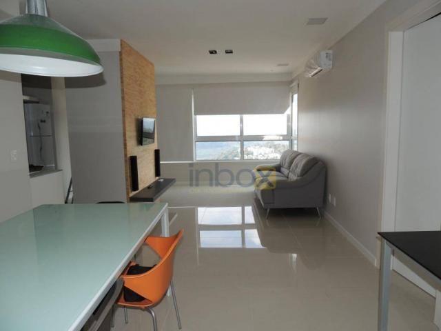 Inbox aluga - excelente apartamento de 2 dorm** suíte mobiliado na cidade alta