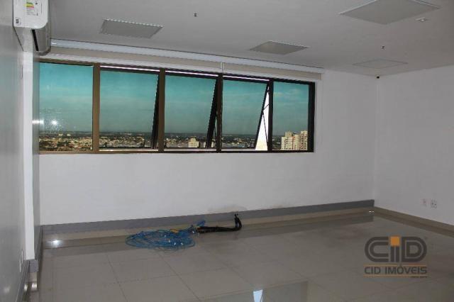 Sala para alugar, 120 m² por r$ 5.000,00/mês - jardim aclimação - cuiabá/mt - Foto 14
