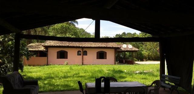 Casa em condomínio 125m², 02 dorms, com nascente e terreno com 2000 m² - Foto 5