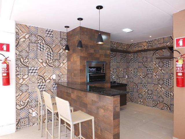 AP0276 - Apartamentos com elevador e lazer completo próximo ao Castelão - Foto 18