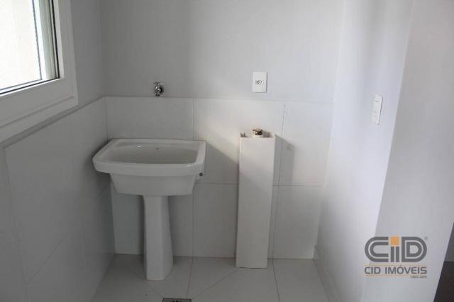 Apartamento com 2 dormitórios para alugar, 88 m² por r$ 2.500/mês - ribeirão do lipa - cui - Foto 18