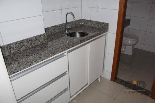 Sala para alugar, 120 m² por r$ 5.000,00/mês - jardim aclimação - cuiabá/mt - Foto 20