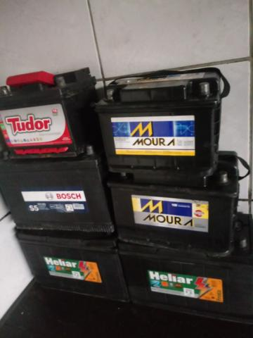 Baterias para carro