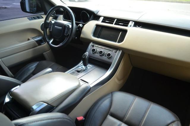 Range Rover Sport HSE 3.0 Diesel - Top - Teto Panorâmico - Foto 12