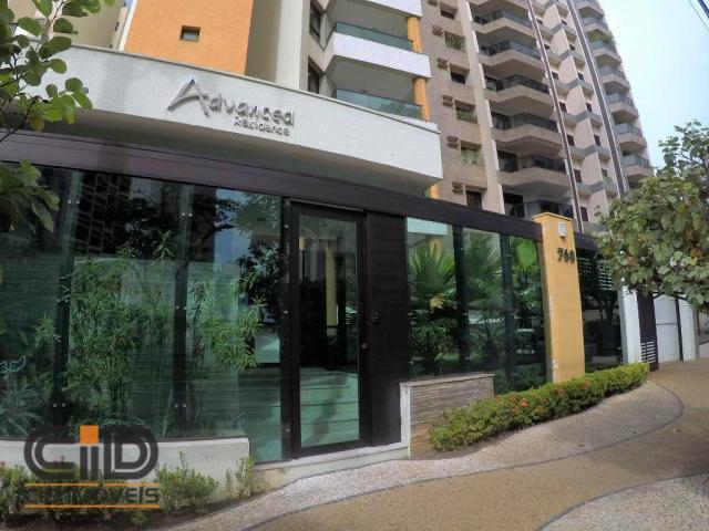 Apartamento para alugar, 260 m² por r$ 3.000,00/mês - duque de caxias i - cuiabá/mt