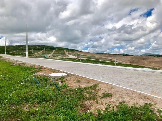 Terrenos ao lado da ceaca- Mensais de 449 reais - Sinal de R$ 2.500 com plano de 150 meses
